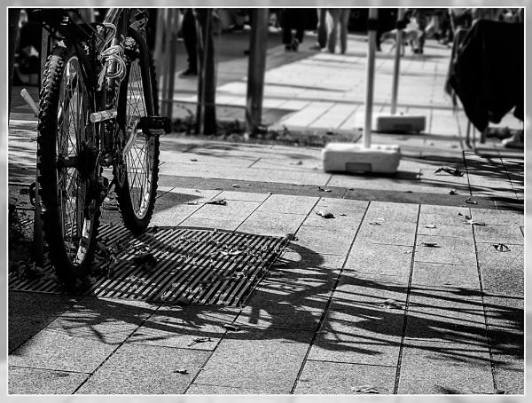 Saturday Shadows by Sylviwhalley