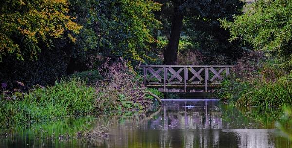 Little Bridge by ugly