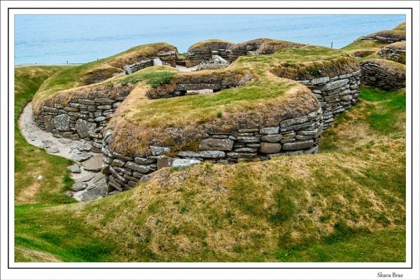 Skara Brae Orkney by Robert51