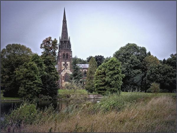 Clumber Park Church by PhilT2