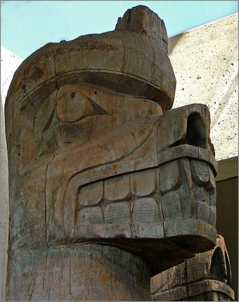 Native American Sculpture by JuBarney