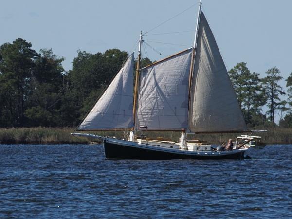 Sailing on the Chesapeake#7 by handlerstudio