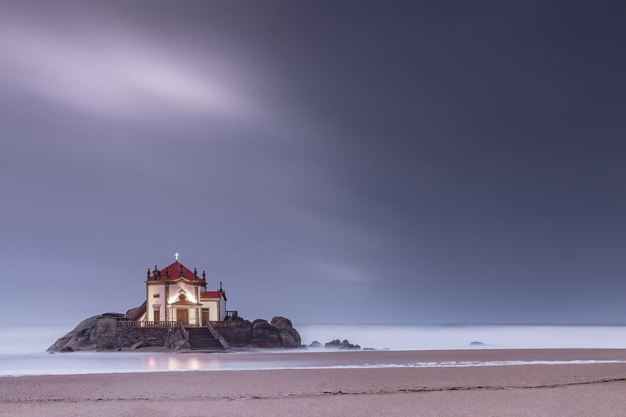 Chapel on the beach