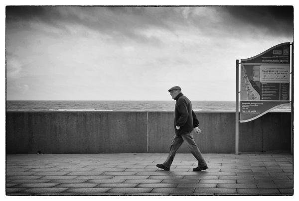 Walking Man by DaveRyder