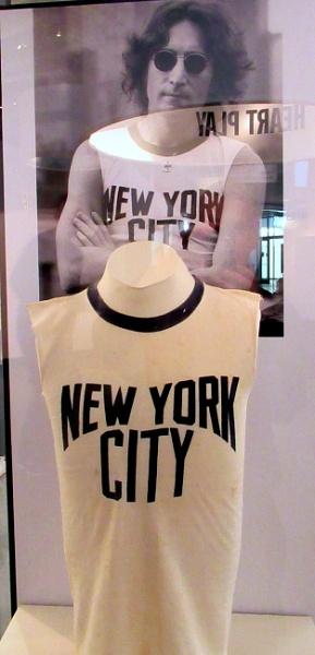 John Lennon T Shirt by Don20