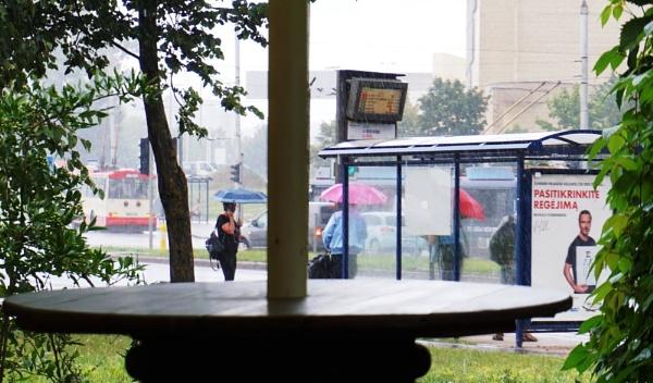 Summer rain by SauliusR