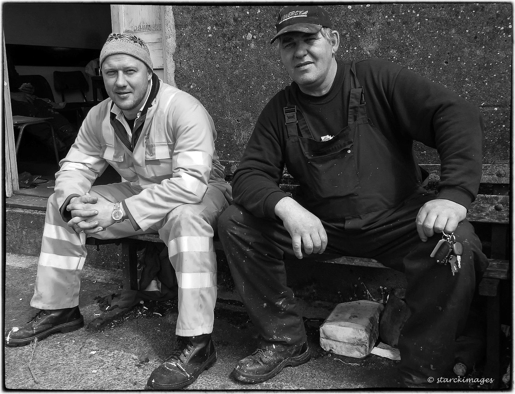 Two Men Of Newlyn