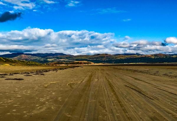 Black Rock Sands by bcegerton