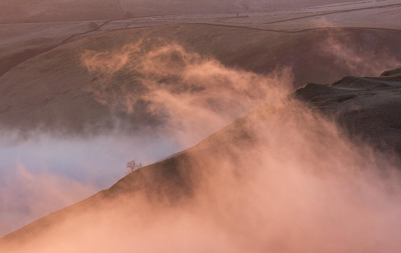 Illuminated Mist