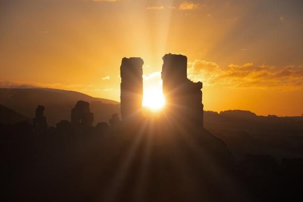 The Days Rays by JohnDyer