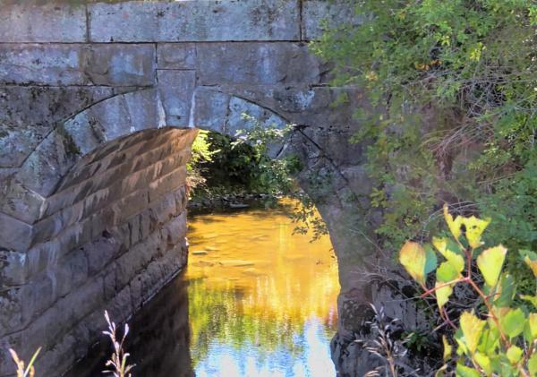 Old Bridge 2 by Joline