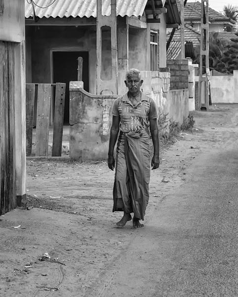 Karunakone Villager / Sri Lanka. by Buffalo_Tom