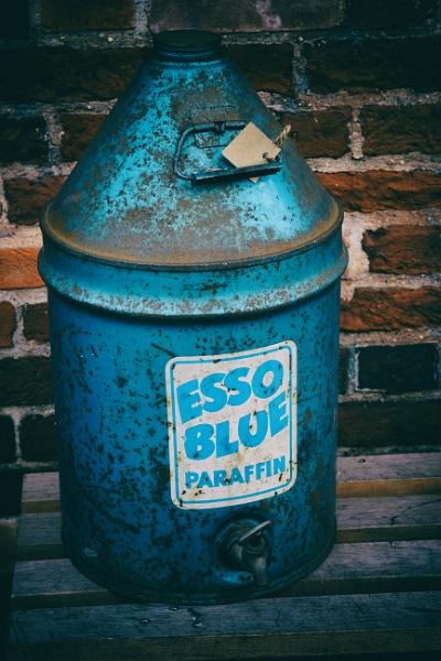 Feeling Blue by Alfie_P