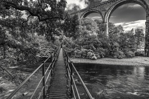 Lambley Viaduct by AndrewAlbert