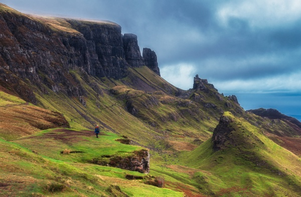 The Quiraing by scrimmy