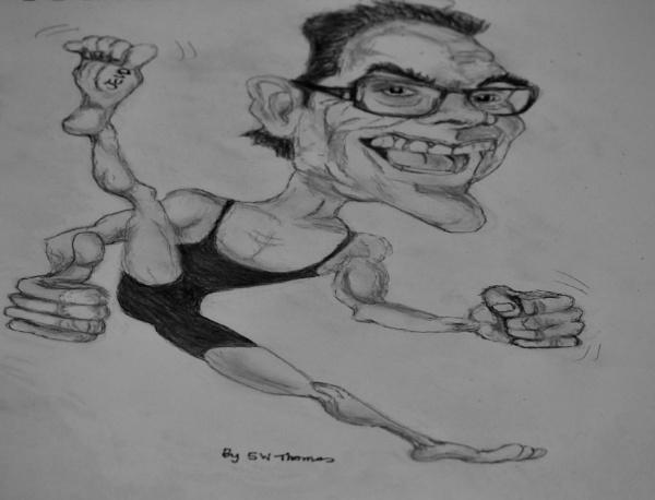 kickboxer by sparrowhawk