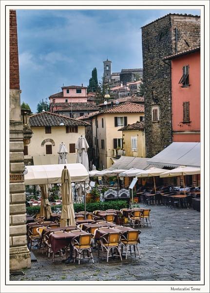 Montecatini Terme - Tuscany by Robert51
