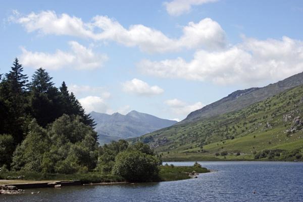 Snowdonia National Park by JOKEN