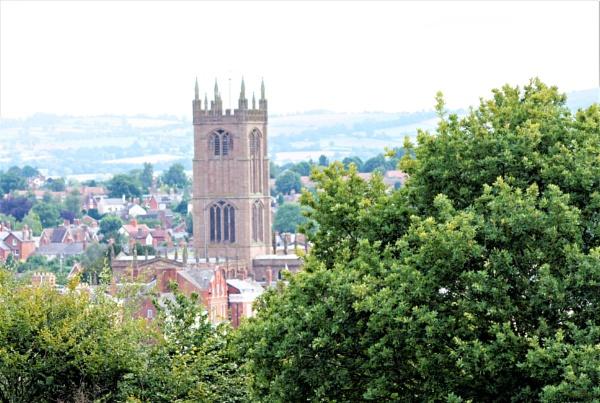 Ludlow Parish /church by JOKEN