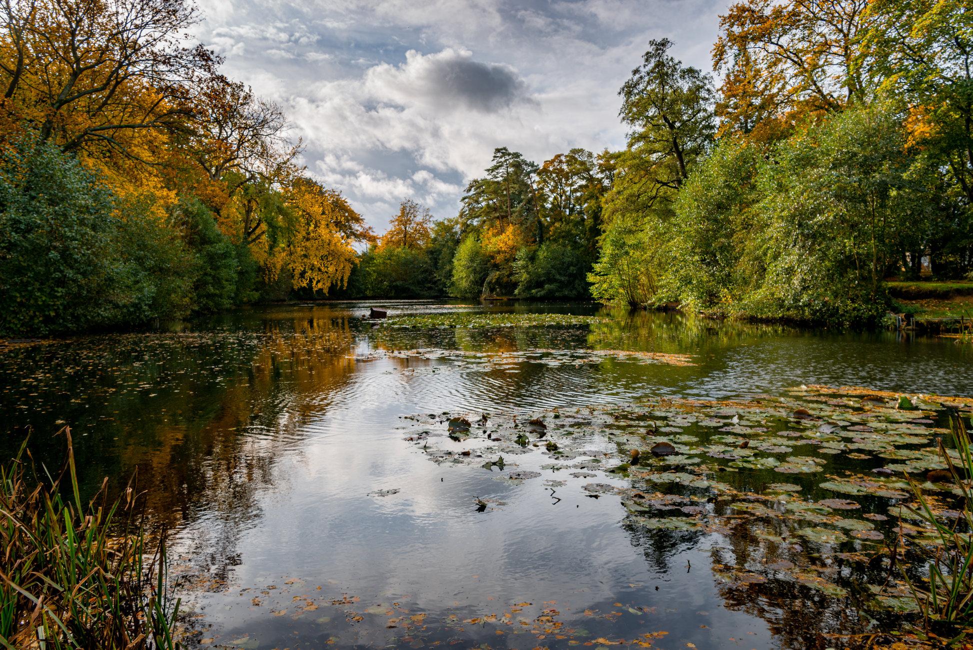 Walk around the Loch