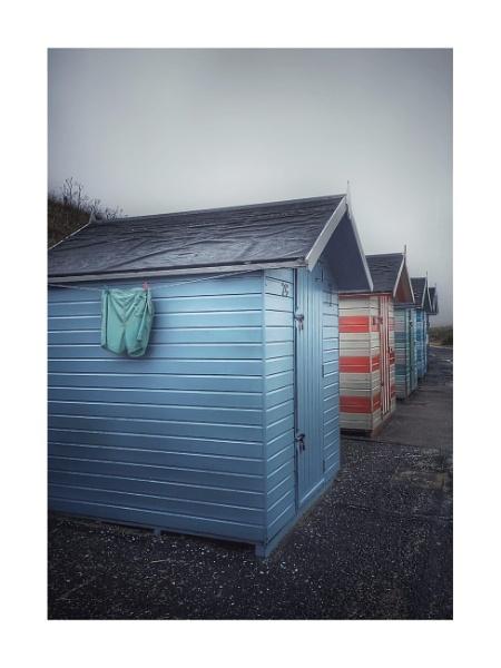 Winter days at Lowestoft Suffolk coast. by StevenBest
