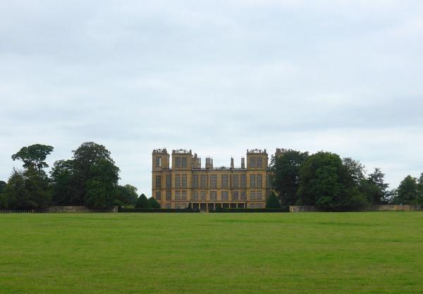 Hardwick Hall by peterkin
