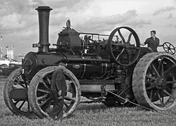 Plougher by JuBarney