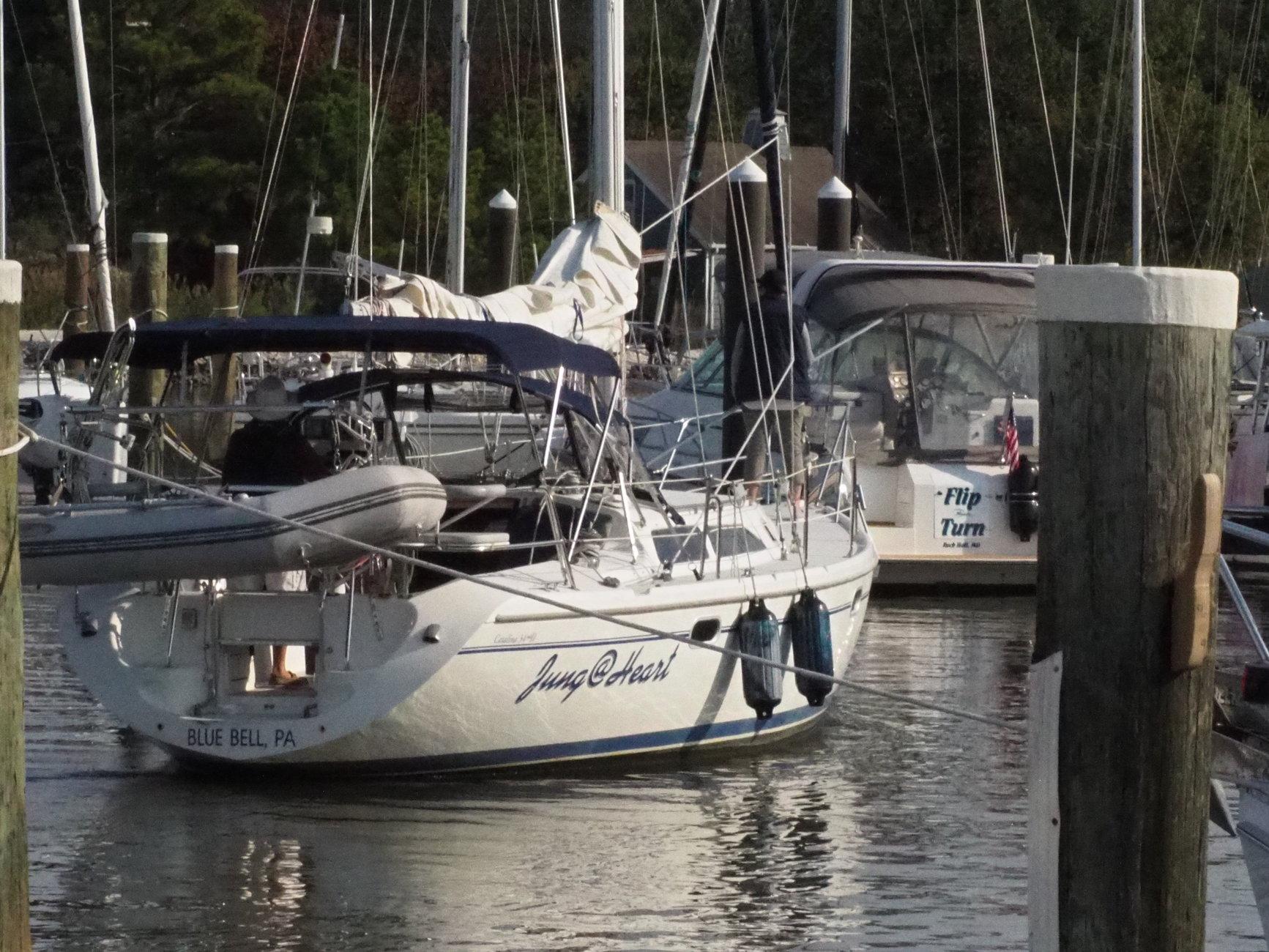 Sailing on the Chesapeake #11