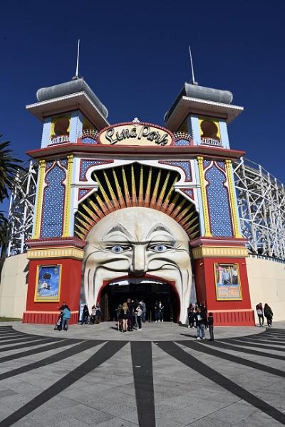 Luna Park by ColleenA