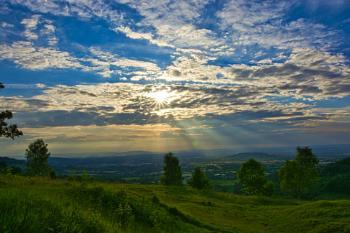 Our Glorious Sun