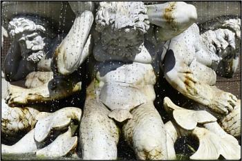 albertinabrunnen - albertina fountain