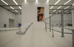MUMOK modern art museum in Vienna, Austria