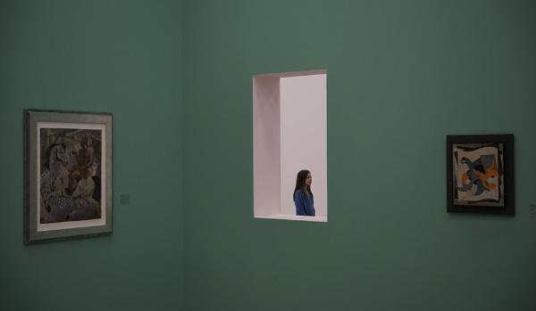 MUMOK modern art museum, Vienna, Austria - 2 by nellacphoto