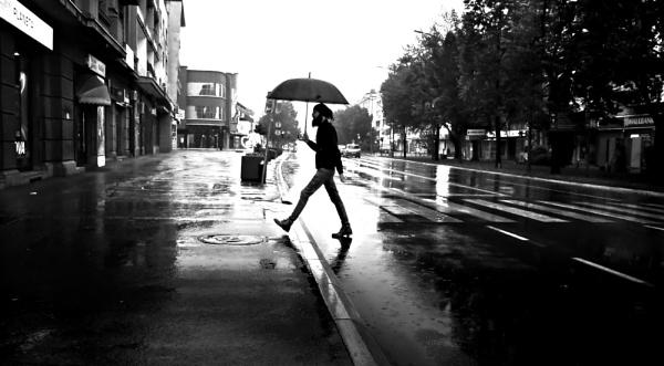 Rainy Sunday by MileJanjic