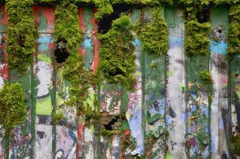 Moss, Rust and Graffiti