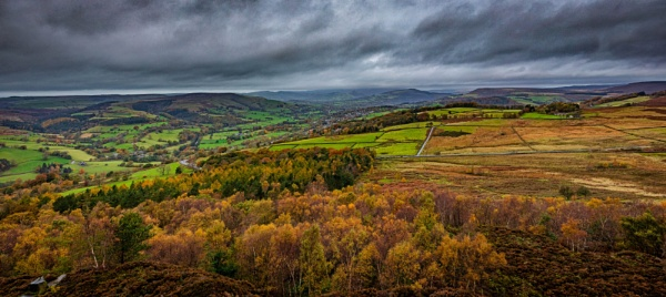 Autumn Trees and Autumn Weather.. by Alex64