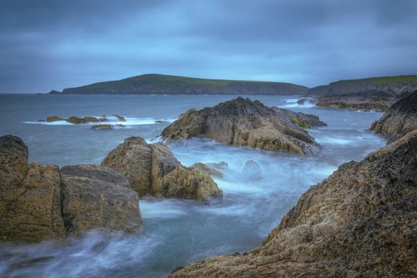 Blue Coast by JelFish