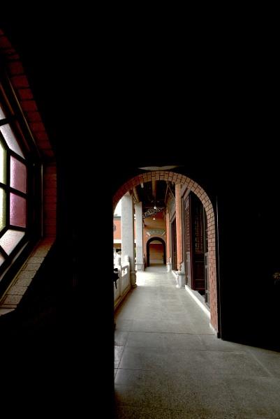 Hallway by Peco