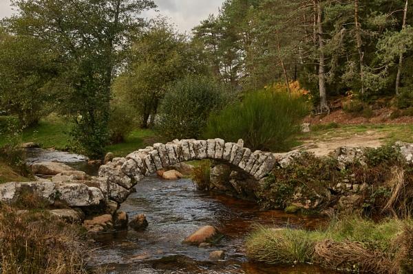 Pont de Senoueix, France by Pmitch
