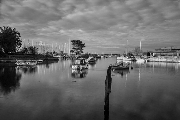 Emsworth Harbour by blrphotos