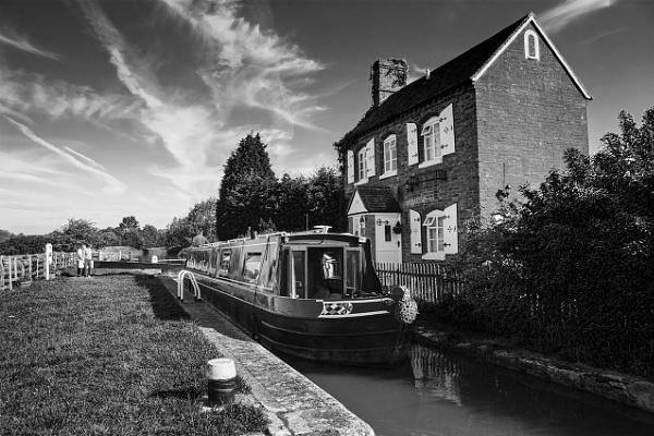 Somerton Deep Lock by blrphotos