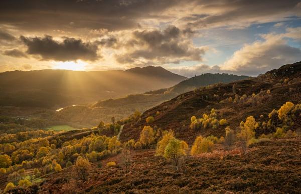 Glen Finglas by PaulHolloway