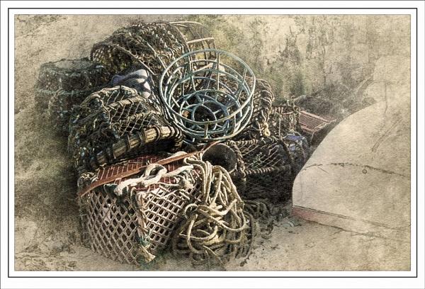 Fishing Pots by Robert51