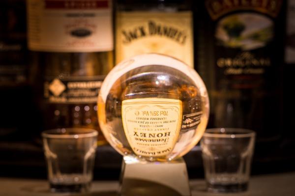 Drinking upside down by JackAllTog