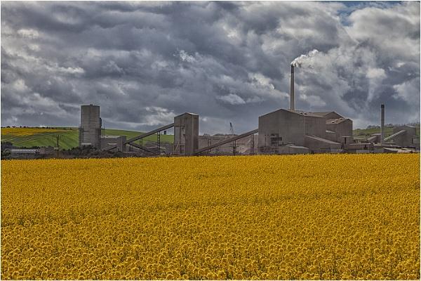 Boulby Potash Mine by stevenb