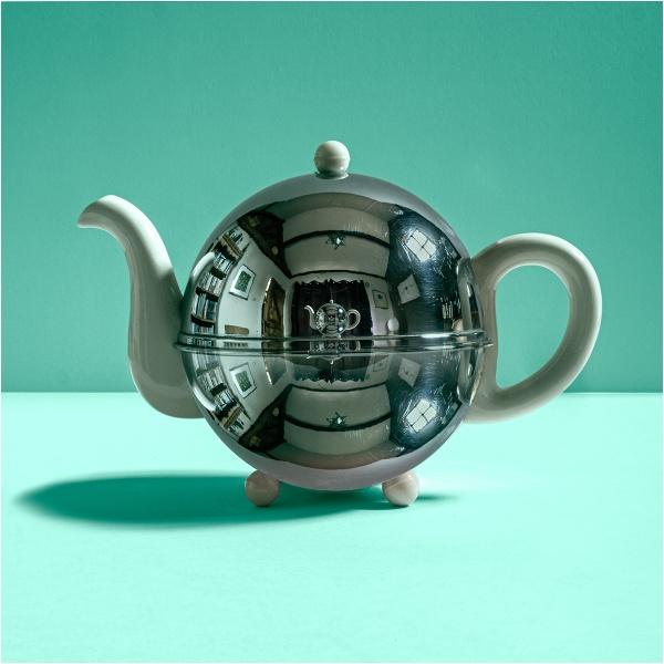 Art Deco Teapot by Dixxipix