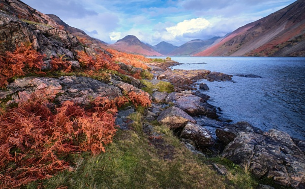 Autumn at Wast Water by DaveShandley