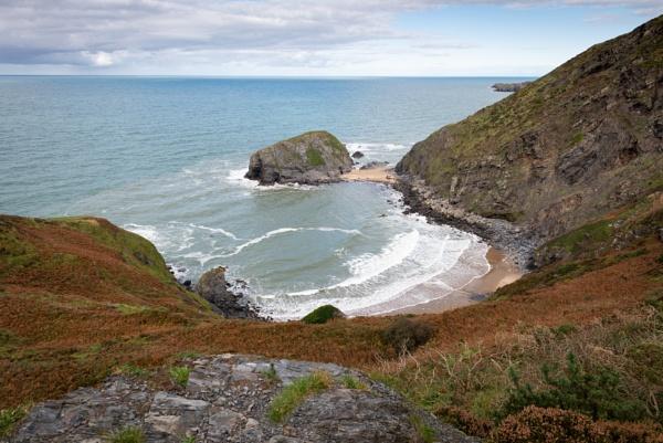 Ceredigion Coastal Path by jasonrwl