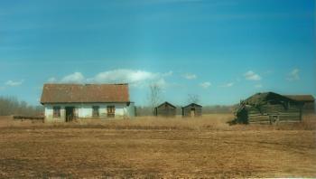 Empty Farm House