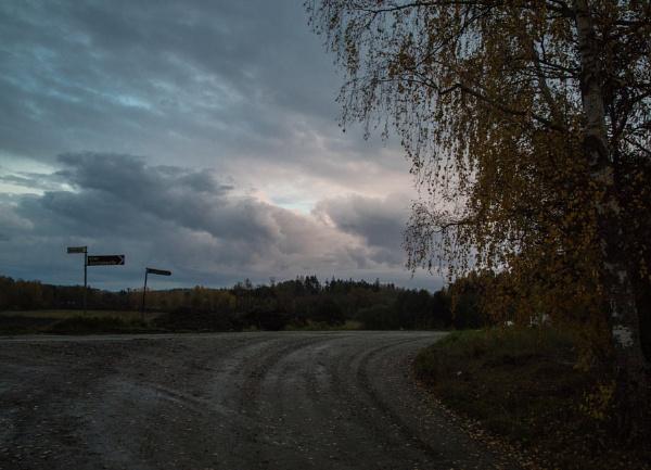 Crossroads. by Jukka
